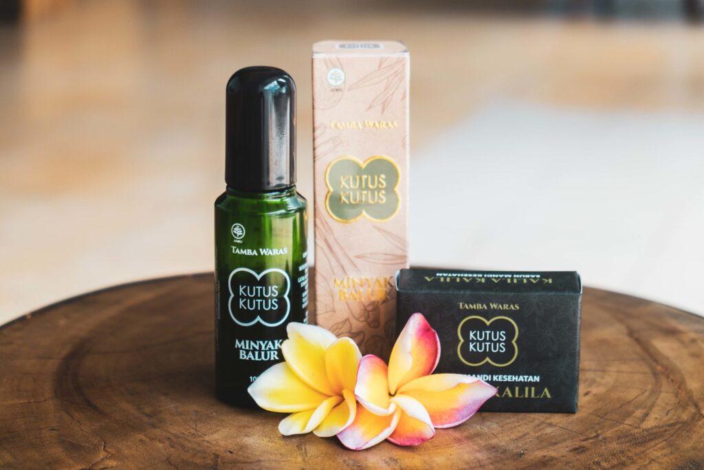 Kutus Kutus bylinná terapie z Bali, která podporuje životní rovnováhu a proudění životní energie Čchi neboli Prana.